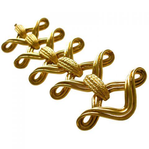 Gold-Bracelet-by-Cartier-c.1970-1