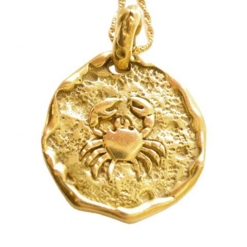 Gold-Zodiac-Pendant-by-Chaumet-c1970-1