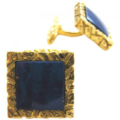 Lapis_Lazuli_and_Gold_Cufflinks