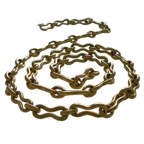 Massive-Gold-Long-Chain-by-Tiffany-c1970-1